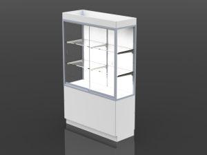 One third style wallcase LED option 48 inch long