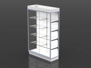 full style wallcase LED option 48 inch long