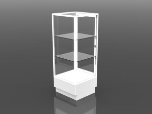 Two Third Style Tower Display 54 inch high