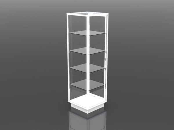 Full Style Tower Display 72 inch high