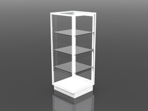 Full Style Tower Display 54 inch high